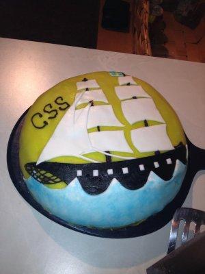 CSS tårta